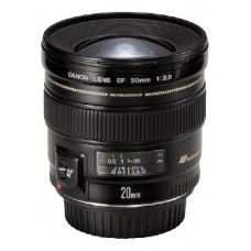 Canon EF 20mm F2,8 USM objektív