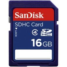 SanDisk (55231) 16 GB SDHC Class4 memóriakártya