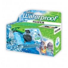Fuji QuickSnap  Waterproof egyszer használatos vízalatti fényképezőgép 27 felvételhez