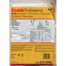Kodak (5160296) D-76 negatívhívó vegyszer 3,8l-hez (U.S.1 gallon)
