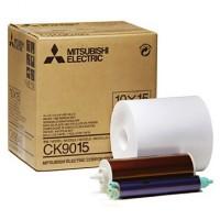Mitsubishi CK9015 kioszk papír (10x15cm)
