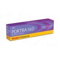 Kodak Portra 160 135-36*5 professzionális negatív filmcsomag
