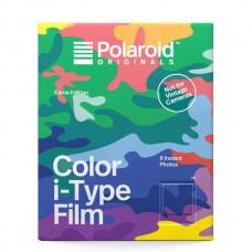 Polaroid Originals i-Type Color CAMO Edition film 8db