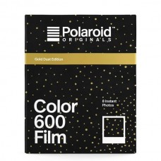 "Polaroid Originals 600 Color  8 lap ""Gold Dust"" 8 lap szines instant film (by Impossible)"