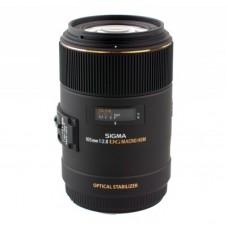 Sigma 105mm  F2,8 Nikon (258955) EX DG OS HSM Macro objektív