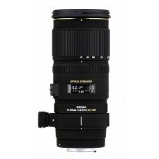 Sigma 70-200mm F2,8 Canon (589954) EX DG OS HSM objektív