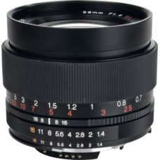 Voigtländer Nokton 1:1,4 58mm SL II objektív (Nikon)