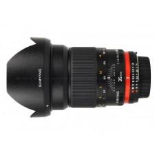 Samyang 35mm 1:1,4 AS UMC objektív (Olympus 4/3)