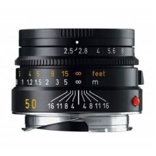 Leica Summarit-M 50mm F2,5 objektív (fekete)