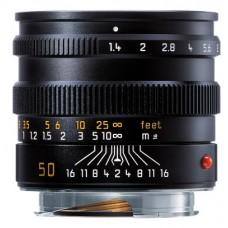 Leica Summilux-M 1:1,4 50mm Asph.objektív (fekete)