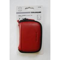Cullmann Shell Cover Compact 100 f.gép tok piros bőr  (No.91...