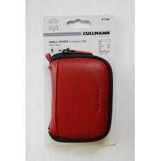 Cullmann Shell Cover Compact 100 f.gép tok piros bőr  (No.91190)