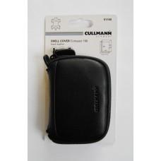 Cullmann Shell Cover Compact 100 f.gép tok fekete bőr  (No.91180)