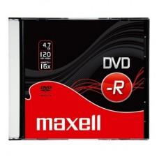 Maxell DVD-R 4,7GB írható DVD lemez slim tokban