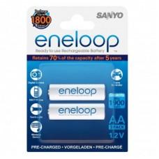 Sanyo Eneloop AA 1900mAh instant akku 2db/bliszter (HR-3UTGA-2BP)