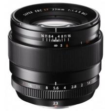 Fujinon XF23mm F1,4 objektív