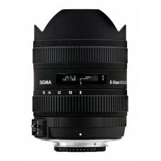 Sigma 8-16mm F4,5-5,6 Canon (203954) DC HSM objektív