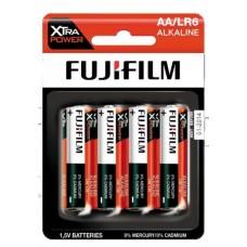 Fuji LR6 1,5V alkáli elem  4db/bliszter