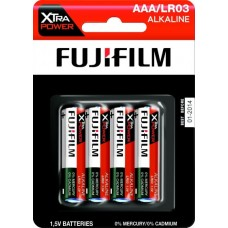 Fuji LR03 1,5V alkáli elem 4db/bliszter