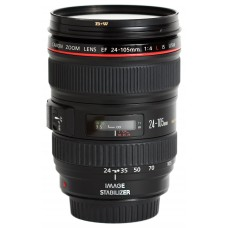 Canon EF 24-105mm F4,0 L IS USM objektív