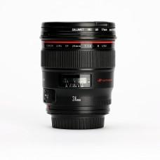 Canon EF 24mm F1,4 L II USM objektív
