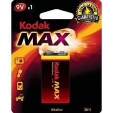 Kodak Max K9V alkáli elem (6LR61)