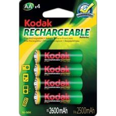Kodak KAAHR-4 2600mAh akkumulátor 4db/bliszter