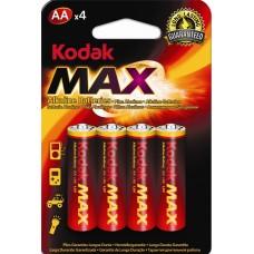 Kodak Max KAA-4 ceruza elem 4db/bliszter