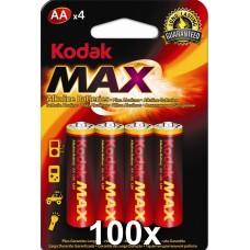 Kodak Max KAA-4 ceruza elem 100 bliszter/karton