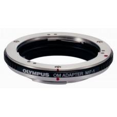 Olympus MF-1 OM adapter a 4/3 szabványhoz