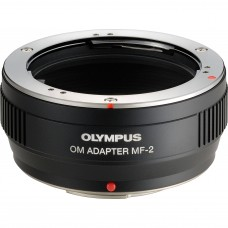 Olympus MF-2 OM adapter PEN-hez