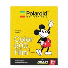 "Polaroid Originals 600 Color 8 lap ""Disney Mickey"" szines instant film (by Impossible)"