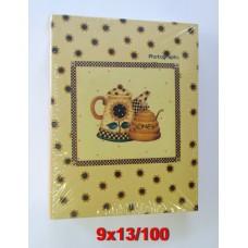 9x13/100 könyvalbum (35100) többféle mintával