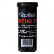 Rollei Ortho 25 120 fekete-fehér negatív rollfilm