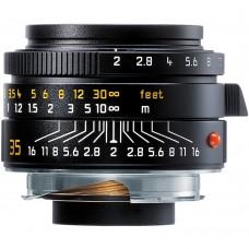 Leica Summicron-M 1:2 35mm Asph.objektív (fekete)