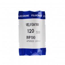 Fujichrome Velvia 100 120 (RVP) professzionális fordítós (dia) rollfilm (bontott)