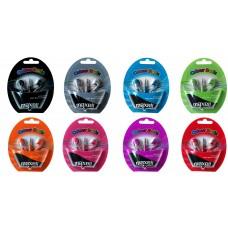 Maxell Colour Budz sztereó fülhallgató (piros,ezüst,fekete,narancs,kék,fehér)