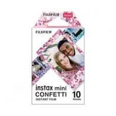 Fujifilm Instax mini  Confetti instant film (6,2x4,6cm) 10lap