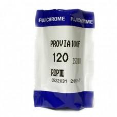Fujichrome Provia 100F 120 professzionális fordítós (dia) film (RDPIII) (bontott)