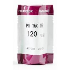 Fuji Pro 160NS 120 professzionális negatív rollfilm (bontott)