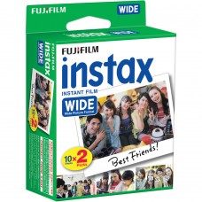 Fujifilm Instax Wide Twin film 2x10lap