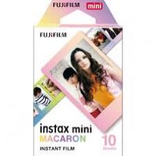 Fujifilm Instax mini  Macaron instant film (6,2x4,6cm) 10lap