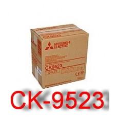 Mitsubishi CK9523 15x23cm papír+fólia 270 print/tekercs