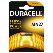 Duracell MN27 (A27) 12V alkáli elem