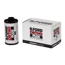 Ilford Ortho Plus 80 135-36 fekete-fehér negatív film