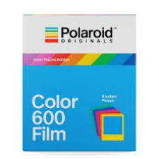 "Polaroid Originals 600 Color  8 lap ""Color Frames Edition"" 8 lap szines instant film (by Impossible)"