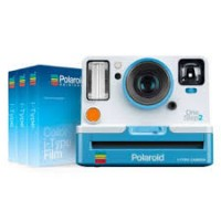 Polaroid One Step 2VF fényképezőgép  i-Type instant kamera SummerBlue edition