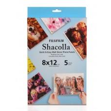 Fujifilm Shacolla 20x30 cm kétoldalas öntapadó faldekorációs hablap 5db/csomag