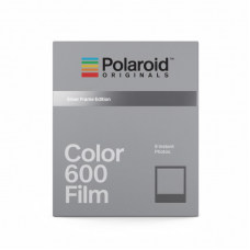 "Polaroid Originals 600 Color 8 lap ""Silver Edition"" színes instant film (by Impossible)"