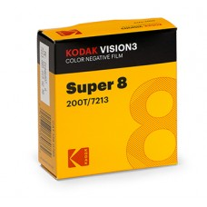 Kodak VISION 3 200T super8 színes negatív